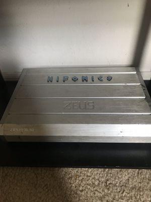 Hifonics Zeus 1800 Watt Class D Monoblock for Sale in Port St. Lucie, FL
