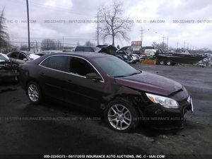 2015 CHEVY MALIBU PARTS for Sale in River Rouge, MI