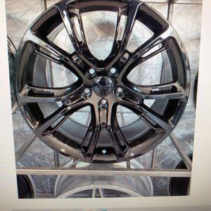 IPW Custom Wheels Model W5568 Jeep Style for Sale in Tempe, AZ