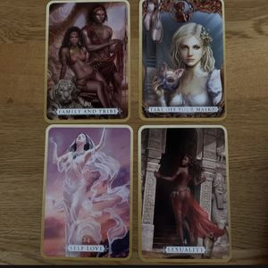 Oracle Cards for Sale in Apple Valley, CA