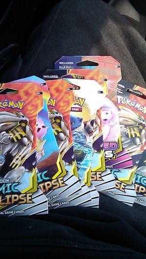Pokemon packs for Sale in Hemet, CA