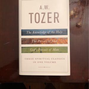 A.W. Tozer for Sale in Bolingbrook, IL