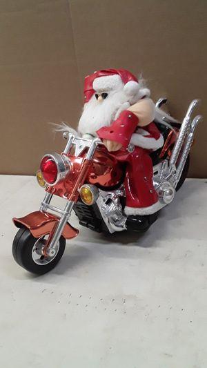 Santa on Chopper for Sale in North Providence, RI