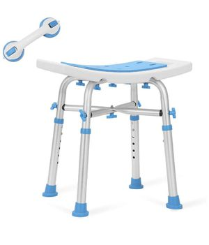 Heavy Duty Shower Stool 550lbs Bath Seat Chair for Sale in Los Angeles, CA