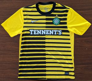 2011-2012 Celtic FC Away Jersey Adult Medium for Sale in Los Angeles, CA