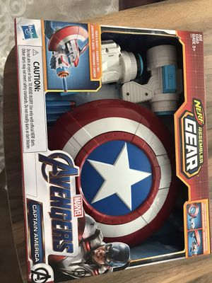 Captain America toy for Sale in Clifton, NJ