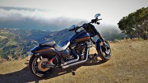 2016 Harley Davidson Breakout CVO 110 Screaming Eagle 7500 miles for Sale in Arcadia, CA