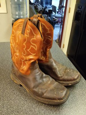 Arait work BOOTS size 14 for Sale in Greensboro, NC