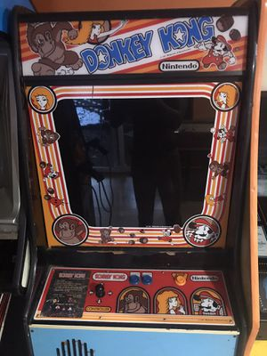 Donkey Kong arcade game for Sale in Chicago, IL