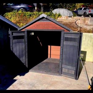 STORAGE SHED 7.5x7 HEAVY DUTY FREE DELIVERY for Sale in San Dimas, CA