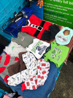 11 Baby Boy clothes size: 0-12M for Sale in Kent, WA
