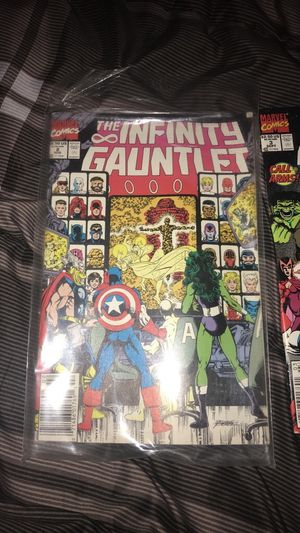 The infinity war series for Sale in Rockville, MD