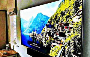 LG 60UF770V Smart TV for Sale in Fort Rice, ND