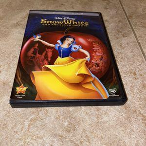 Snow White DVD for Sale in Phoenix, AZ