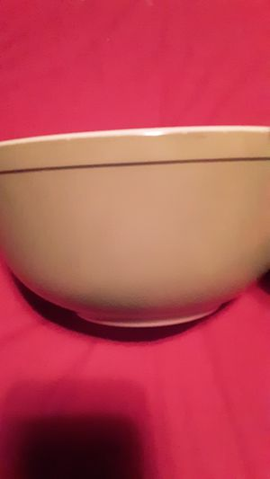 Vintage Pyrex Avocado, Olive Green 1.5 pt Nesting Mixing Bowl #401 for Sale in Apache Junction, AZ