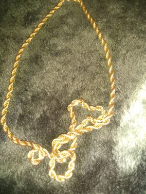 Gold chain for Sale in Winslow, AZ