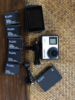 GoPro Hero 4 w/ LCD Kit for Sale in Los Angeles, CA