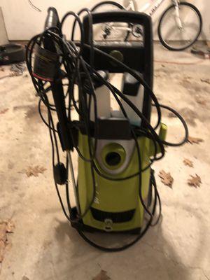 Sun Joe 2030 PSI 1.76 GPM 14.5 Amp Electric Pressure Washer for Sale in Pelham, NH