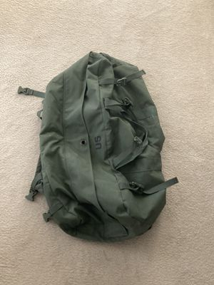 Army Duffle bag for Sale in Moreno Valley, CA