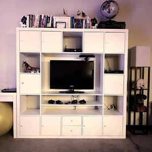 Ikea tv storage cabinet media console for Sale in Stanwood, WA
