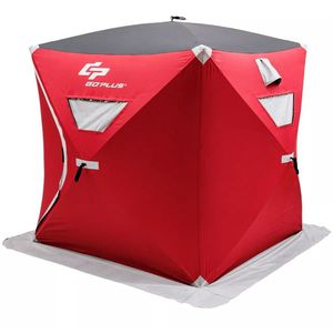 🎇Brand new! 3-person Portable Pop-up Ice Shelter Fishing Tent with Bag for Sale in Addison, TX