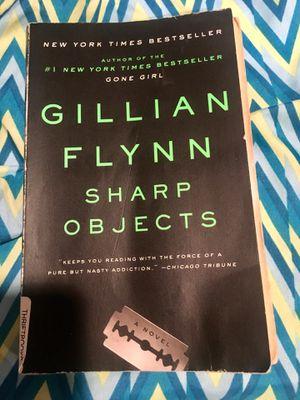 Sharp Objects by Gillian Flynn for Sale in Oak Lawn, IL