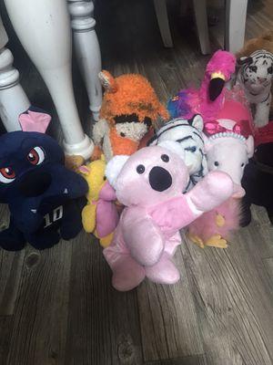 Stuffed animals for Sale in Mesa, AZ