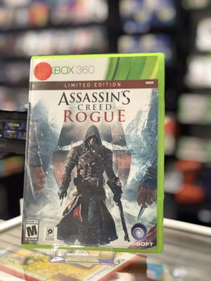 Assassin's Creed Rogue for Xbox 360 for Sale in San Bernardino, CA