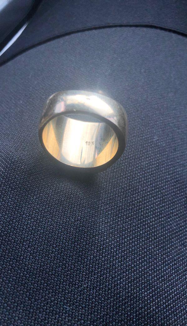 18k ring size 10