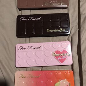 Too Faced Palettes for Sale in Dallas, TX