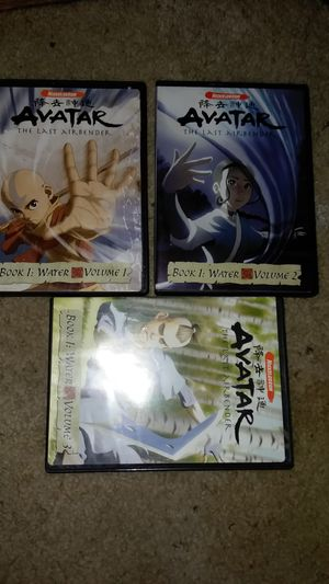 Avatar the last Airbender Book 1 vol 1-3 for Sale in Mesa, AZ