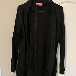 Women's Sugar High Black Cardigan for Sale in Atlanta, GA