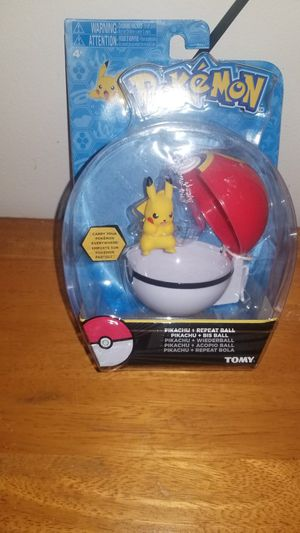 Pokemon Repeat Ball Pikachu New for Sale in Baltimore, MD