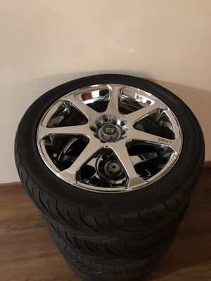 Wheels and tires 5x4.5 . 5x100 for Sale in Hillsboro, OR