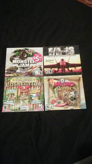 Computer games for Sale in Orlando, FL
