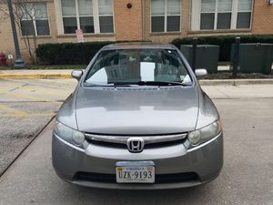 2007 Honda Civic EX, Navigation, Sunroof for Sale in Silver Spring, MD