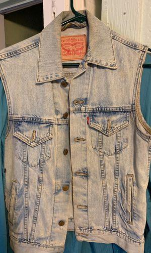Levi Jean jacket for Sale in Tampa, FL