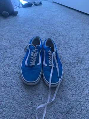 Size 9.5 Men's Vans for Sale in Margate, FL