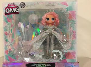 LOL Surprise Crystal Star 2019 Collector Edition Doll for Sale in Vallejo, CA