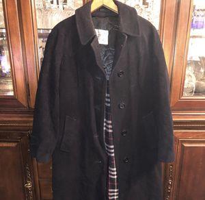 Vintage Burberry Coat for Sale in Kensington, MD