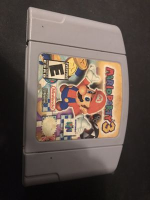 Mario party 3 for Sale in Norcross, GA