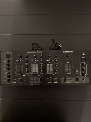 AMERICAN AUDIO Q-2422 *PRO* DJ MIXER for Sale in Chicago, IL