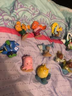 Collectable toys Disney and others selling all for $25 firm not going lower for Sale in Miami, FL