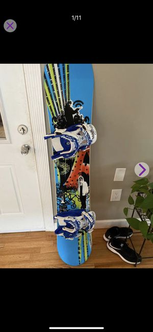 Signal snowboard 150 cm for Sale in Colchester, CT
