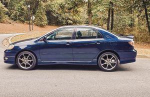 Nice Blue! Running Toyota Corolla S for Sale in Augusta, GA