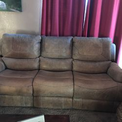 Couch And Recliner for Sale in Thornton,  CO