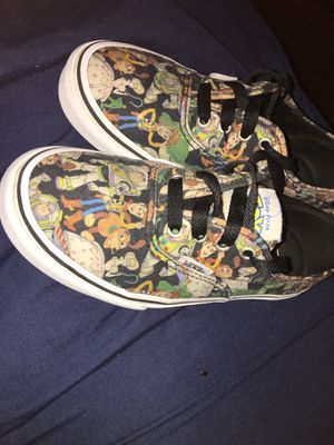 VANS Toy Story for Sale in Dallas, TX