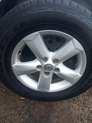 "16"" Nissan rims and tires for Sale in Atlanta, GA"