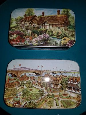Collecter tins made in England for Sale in Las Vegas, NV