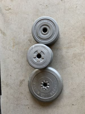 Barbel weights for Sale in East Berlin, PA